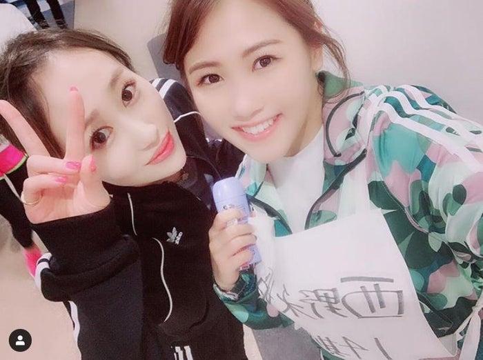 小林香菜Instagramより/小林香菜、西野未姫