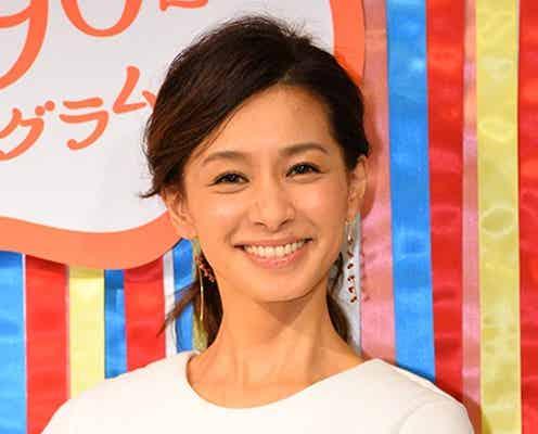 「STORY」稲沢朋子、スタイルキープ&輝く秘訣を明かす