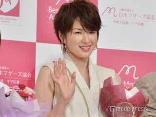 吉瀬美智子、娘の芸能界入りの可能性は?変わらぬ美しさの秘訣も明かす