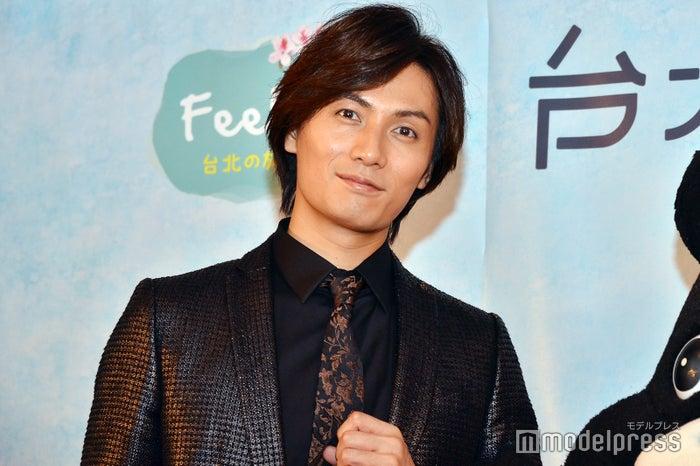 台北観光大使に就任した加藤和樹(C)モデルプレス