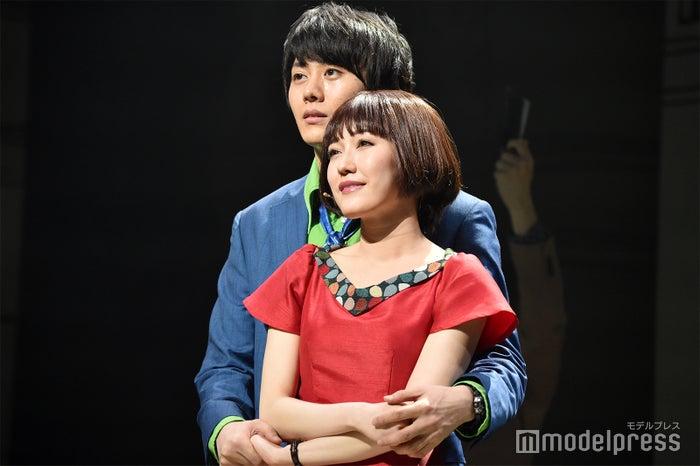 ミュージカル「アメリ」ゲネプロより(C)モデルプレス