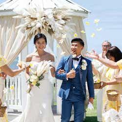 モデルプレス - 高橋ユウ&K-1卜部弘嵩、ハワイ挙式「感動しました」