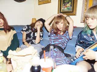 """""""ガールズバンド日本代表""""SCANDAL 新曲「Sisters」発売記念で9/9(水)ツイキャスを実施"""