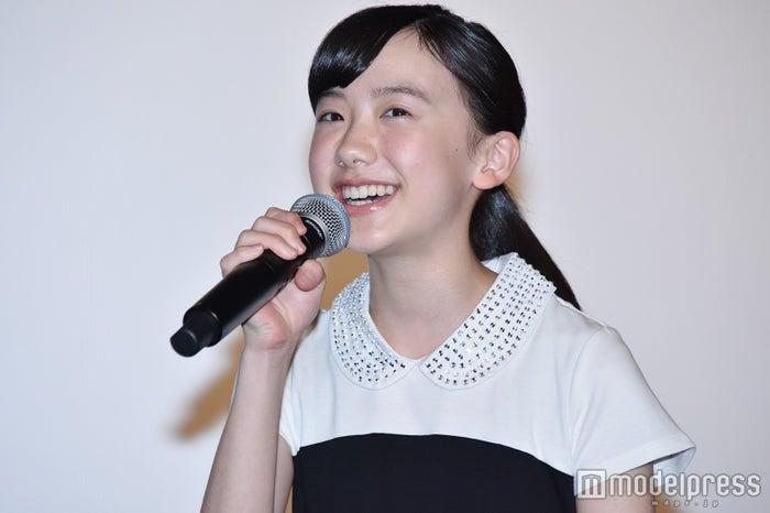 芦田愛菜 (C)モデルプレス