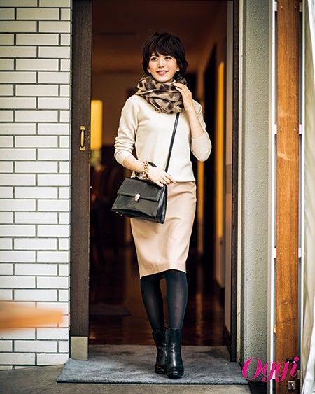 モデルとして本格始動した光宗薫(C)Oggi12月号 撮影/渡辺謙太郎【モデルプレス】