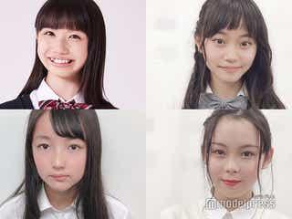 日本一かわいい女子中学生「JCミスコン2019」Cブロック候補者公開 投票スタート