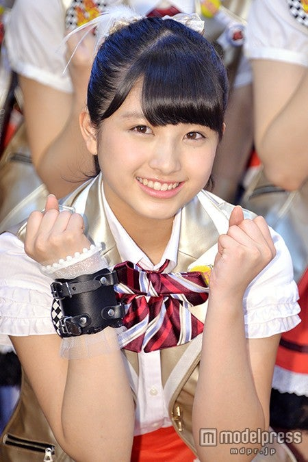 """AKB48""""次世代エース筆頭格""""として注目を集める大和田南那【モデルプレス】"""