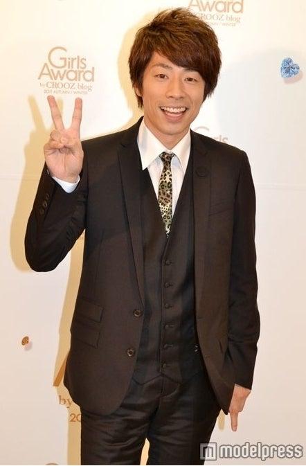 結婚を電撃発表した田村淳