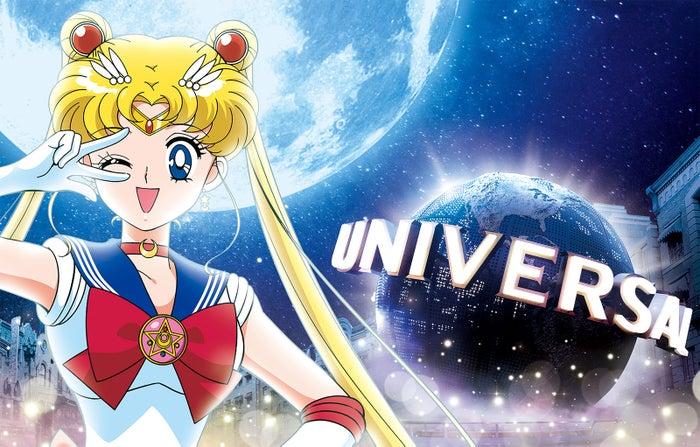 美少女戦士セーラームーン・ザ・ミラクル 4-D/画像提供:ユニバーサル・スタジオャパン (C)Naoko Takeuchi