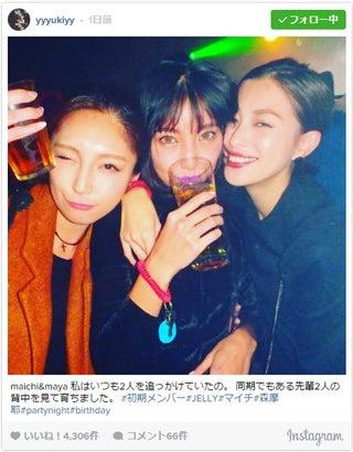 山本優希「私はいつも2人を追っかけていた」高橋真依子&森摩耶との3ショットにファン歓喜