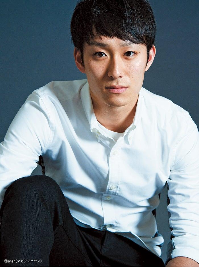 柳田将洋選手(画像提供:マガジンハウス)
