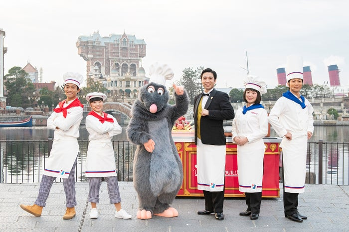 """東京ディズニーシー「レミーの""""誰でも名シェフ""""」(C)Disney(C)Disney/Pixar"""