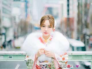 """前田希美、着物で""""大人の女性""""の魅力アップ 撮影テクニックも披露<Kawaii JAPAN-da!!>"""