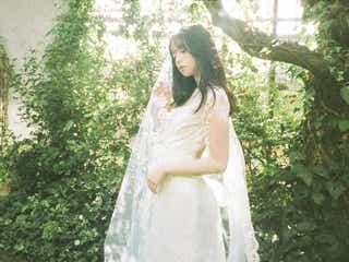 乃木坂46齋藤飛鳥、ウェディングドレス姿で儚げな魅力