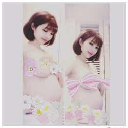 モデルプレス - 森下悠里、妊娠7ヶ月の大きなお腹公開 マタニティライフ明かす