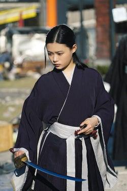 朽木ルキア役・杉咲花(撮影/菊池修)