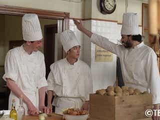 佐藤健、激怒…『天皇の料理番』パリで待ち受けていた人種の壁