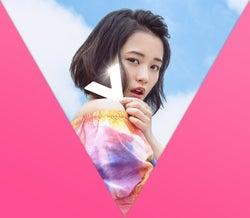"""大原櫻子、2ndアルバム『V(ビバ)』初回限定""""VIVA盛盤""""(2016年6月29日発売)"""