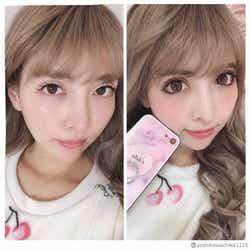 モデルプレス - 整形公表双子モデルの妹・吉川ちか、すっぴん&メイク比較写真を公開 新たな整形願望も明かす