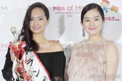 山賀琴子さん、筧美和子(C)モデルプレス