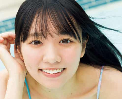 ひめもすオーケストラ・椿野ゆうこ「週プレ」でグラビアデビュー 水着姿を披露