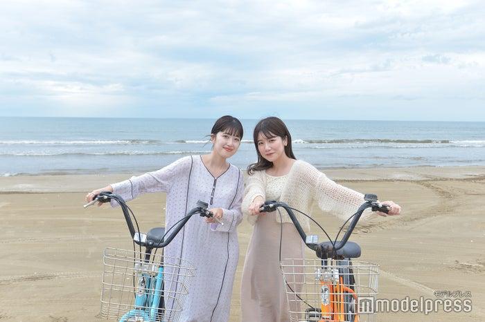 千里浜なぎさドライブウェイ(C)モデルプレス