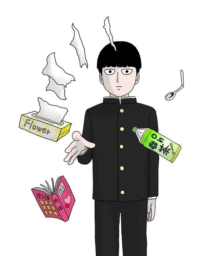 影山茂夫(C)ONE・小学館/ドラマ「モブサイコ100」製作委員会