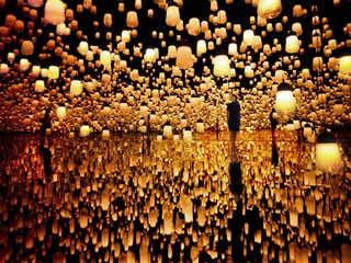 「チームラボボーダレス」上海に2019年秋オープン