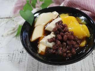 おうちで簡単!人気の台湾スイーツ「豆花(トウファ)」レシピ