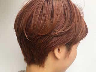 おしゃれなオレンジブラウンの髪色6選|光の加減で色が変わって楽しい!