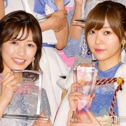 指原莉乃、卒業発表の渡辺麻友から壇上でかけられた言葉は?自身の卒業についても言及<第9回AKB48選抜総選挙>
