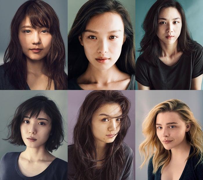 SK-II「#すっぴん素肌プロジェクト」で素肌美を披露