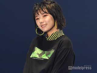 欅坂46藤吉夏鈴、キュートな笑顔にときめく フレッシュな初ランウェイ<TGC2020 S/S>