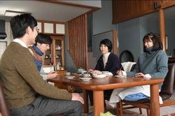 松田龍平、高橋一生、松たか子、満島ひかり「カルテット」第4話より(C)TBS
