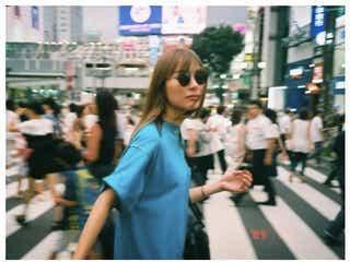 内田理央、渋谷に出没「こんな普通にいるの?」「遭遇したい」の声