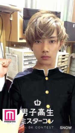 「サイト投票数」1位:那須泰斗 「男子高生ミスターコン2016」関東地方予選/速報結果(中間発表)