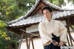 米倉涼子/松本清張スペシャル『かげろう絵図』場面カット