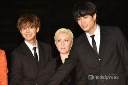 片寄涼太、LISA、鈴木伸之(C)モデルプレス
