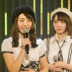 NMB48藤江れいな、卒業を発表 卒業後も言及<動画コメント>