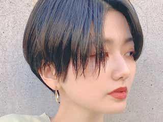 気品溢れる!黒髪×ショートヘア3選