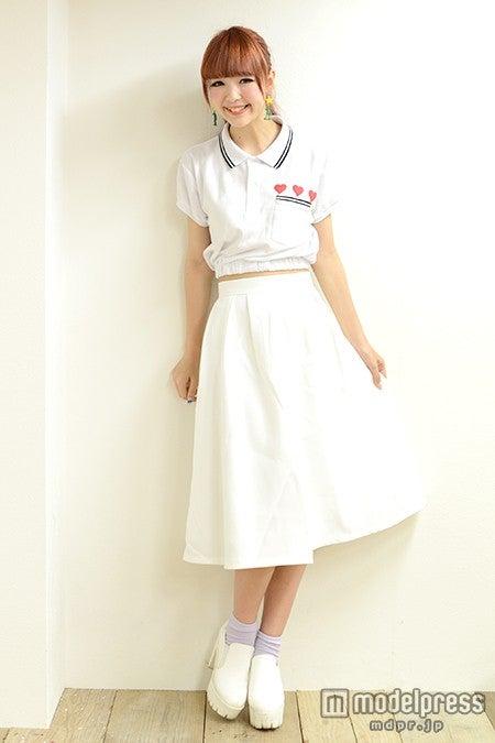 元「nicola」モデルが「Popteen」加入は史上初/藤田ニコル