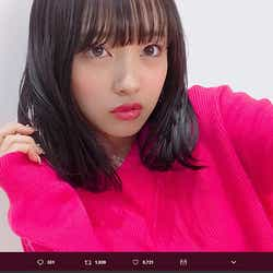 モデルプレス - AKB48向井地美音、ばっさりカットのイメチェンヘアが好評「過去最高に可愛い」 子役時代を思い出す人も