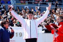 レイザーラモンHG/提供:日本財団パラリンピックサポートセンター