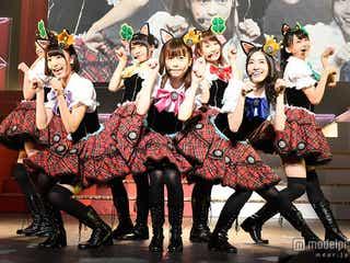 AKB48、妖怪ウォッチとコラボで新ユニットお披露目