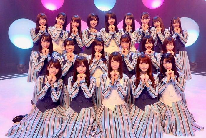 日向坂: 乃木坂46・欅坂46・日向坂46、豪華共演が実現「坂道テレビ