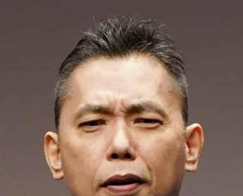 爆笑・太田が〝見える化選挙〟に賛同「政治家もすごく参考になる。何を望まれているか」