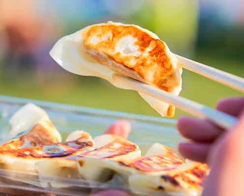 「全日本ぎょうざ祭り2021秋」熱々を頬張りたい!宇都宮や浜松のご当地餃子が集結