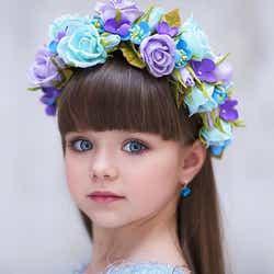 """モデルプレス - """"世界一美しい少女""""6歳のモデルのInstagramのフォロワーが60万人を突破 兄もイケメン"""