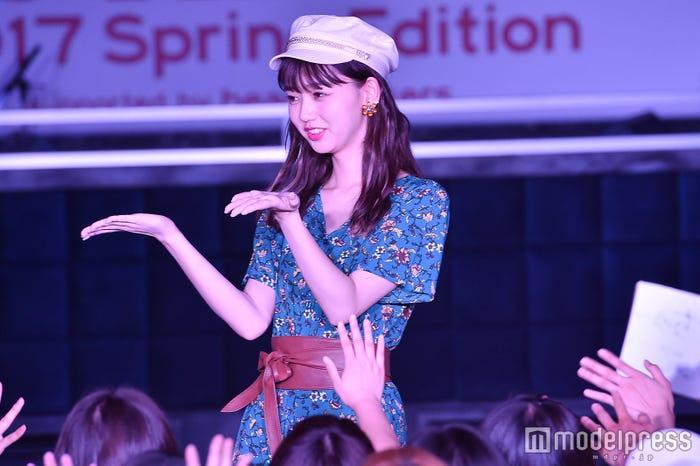 江野沢愛美 (C)モデルプレス