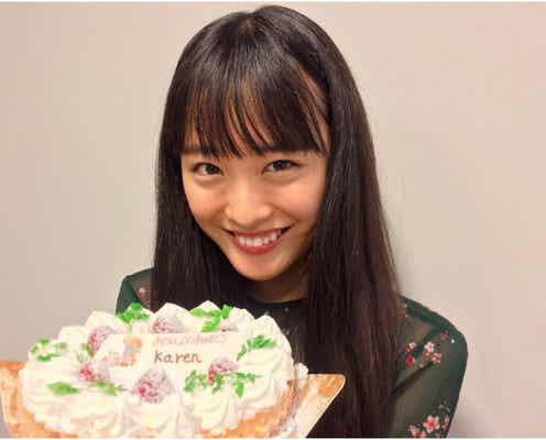 「チアダン」話題の美女・大友花恋「まだまだ貪欲に」10代ラストに意気込み